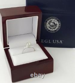 1.88 ct Vintage Deco Platinum Old European Cut Diamond Engagement Ring Rtl $21K