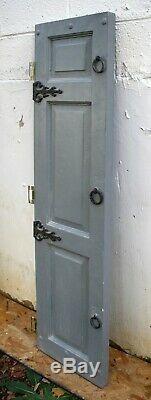 14x56 Antique Vintage Old SOLID Wood Wooden Interior Cabinet Pantry Closet Door