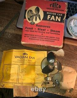 Antique Dash / Steering Column Automobile Vintage Original Auto Part