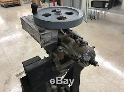 Antique Evinrude Detachable Rowboat Motor Vintage Old Boat Marine Engine