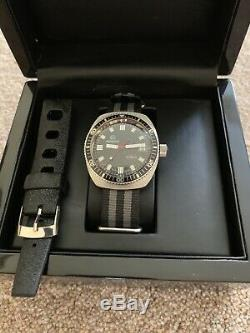 Aquadive new old stock NOS Vintage Diver Watch (Doxa Owned Company) 1 of 60