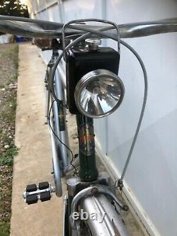 Bianchi Lido Bici Epoca Velo Ancien Vintage Bicycle Fahrrad Oldtimer Antique Old