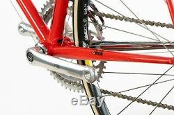 Cinelli Supercorsa Campagnolo C-record Delta Road Bike Vintage Old Steel Lugs