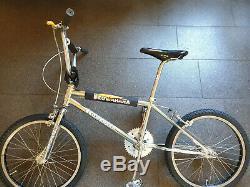 KUWAHARA BMX Survivor / Laserlite 1983 ET Old-School Vintage Top Zustand