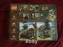 LEGO 21310 Ideas, Old Fishing Store (NEW FACTORY SEALED, EXCELLENT CONDITION)