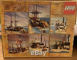 LEGO Original 31 Year Old Pirates Black Seas Barracuda (6285)
