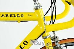 NOS PINARELLO PARIS CAMPAGNOLO CHORUS 9s ROAD BIKE VINTAGE OLD ALUMINIUM STEEL
