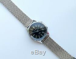 New Old Stock Poljot Cardinal Alarm Signal 2612 Movement Cricket Vintage Watch