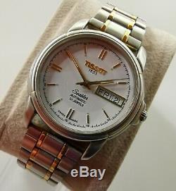 New Old Stock Tissot 55.0.483.11 Seastar II Swiss Made Automatic Vintage Watch