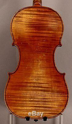 Old, Antique, Vintage Violin Heinrich Th. Heberlein Jr. 1926
