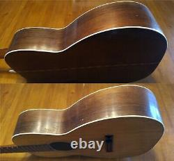 Old Vintage C. F. Martin & Co. 0-28 Acoustic Guitar Project 19th Century 1800s