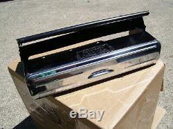 Original 1950s Vintage AUTO-SERV under dash tissue dispenser Rat old Hot rod