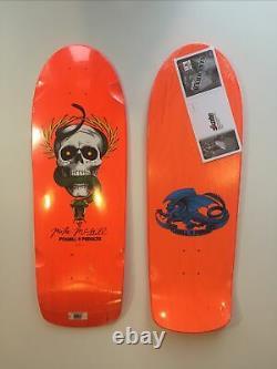 Powell Peralta Mike McGill OG Skull And Snake Old School Reissue Skateboard Deck