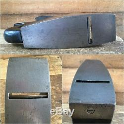 RARE Antique PRESTON PATENTED Infill Smoothing PLANE Vintage Old Hand Tool #216