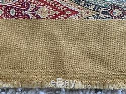 Ralph Lauren Plaid Fabric Material Cloth Vintage Old Antique Sewing Tailor Sew