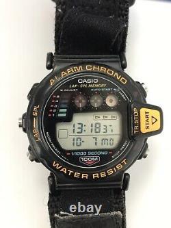 Rare Vintage Casio CBX-1000 Digital Wrist Watch NOS Module 948 Old Japan Alarm