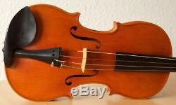 Very old labelled Vintage viola Ansaldo Poggi 1950 Bratsche