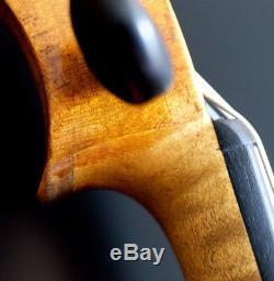 Very old labelled Vintage viola Antonio Gagliano 1859 Bratsche