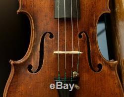 Very old labelled Vintage violin Francesco Ruggieri Geige