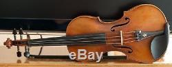 Very old labelled Vintage violin Nicolaus Bergonzi 1765 Geige