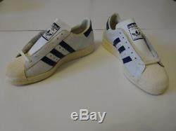 Vintage 70s 80s OG adidas SUPERSTAR Shoes US 7 Made in France Deadstock New old
