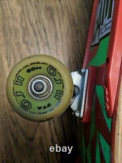 Vintage OG Vision Mark Rogowski Gator skateboard old school
