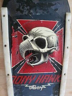 Vintage Powell Peralta Tony Hawk Mini Bonite Used Old School Skateboard Deck