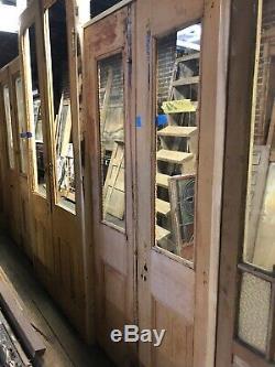 Vintage Victorian Double Door Set Antique Doors Old Doors