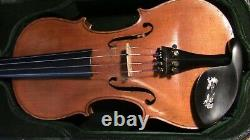 Vintage Violin 4/4 Fiddle old Antique used Vuillaume a Paris full size