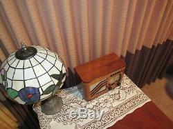 Vintage old wood antique tube radio PHILCO Mdl 39-7 Beautiful